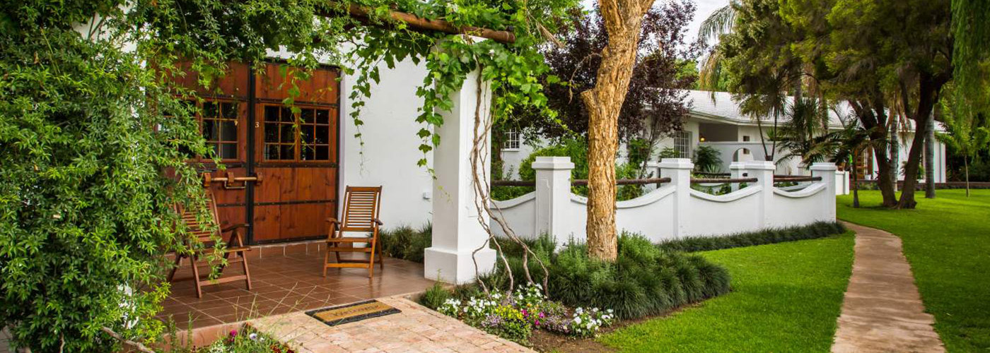 The Garden | African Vineyard | Upington & Keimoes Accommodation